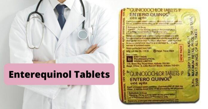 Enteroquinol Tablet