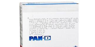 Pan D capsule