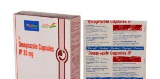Omeprazole Capsules ip 20 mg uses in Hindi